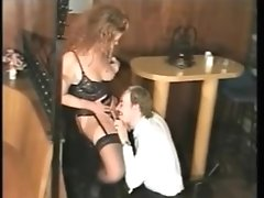 Group Orgy With Several Nice German Mature Women In Stockings