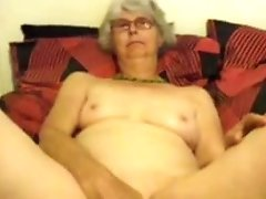 Granny Getting Off