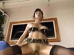 Hot MILF Fucked In All Holes