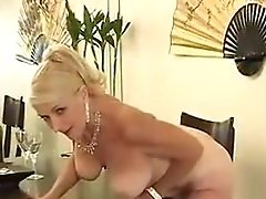 Amazing Amateur Movie With Blonde, Toys Scenes