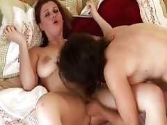 Two Lezzies Rough Fuck-fest