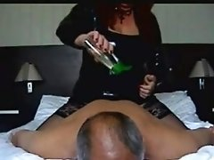 Hot Old Couple Massage Old Man N Fuck