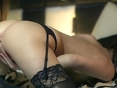 Blonde Cindy Hope Klaudia And Dorothy Black Are Lesbian Love Birds That Do It With Passion And Desire