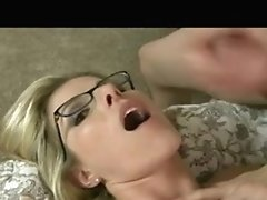 Hot MILF Seduces Not Son