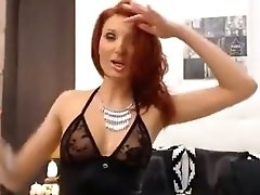 Best Homemade Movie With Redhead, Toys Scenes