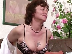 German Mom Work As Hooker Very First Time For Money