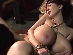 Big Tits Asian Tied Up In The Jail