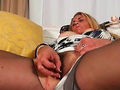 Yankee GILF Cristine Needs Getting Off For Starters