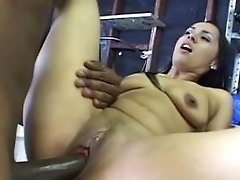 Milky Housewife Attempts Black Man Rod