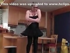 Incredible Homemade Shemale Movie With Stockings, Mature Scenes