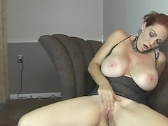 Charlee Chase Pleases Her Horny Beaver