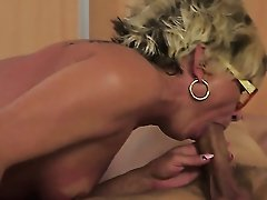 Milf Gets Her Slit Dicked Mercilessly By Horny Man