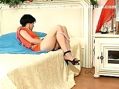 Horny Amateur Movie With Toys, Mature Scenes