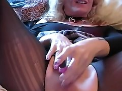 Hottest Homemade Clip With Toys, Stockings Scenes