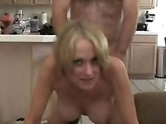Internal Ejaculation Surprise For Fledgling Gilf