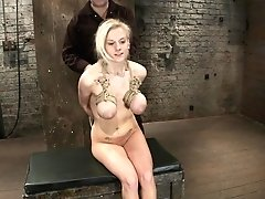 Bondage Tutorial: Part 3 Of 4.today We Teach You How To Bind, & Wrap Breasts Properly & Safely. - Hogtied