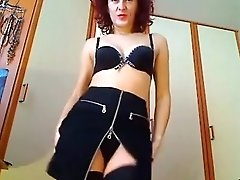 Incredible Homemade Record With Lingerie, Small Tits Scenes