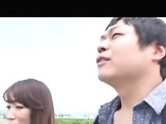 Hot Japonese Mom And Her Young Lover 5