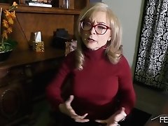 Nina Hartley Behind-the-scenes Interview