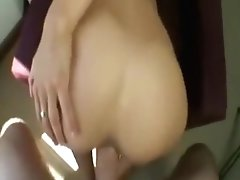 Sex-starved Woman Gets Her Small Rectum Banged Hard And Hea