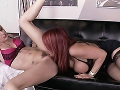 Milf Ava Devine Wants This Blowjob Session With Hot Guy To Last Forever