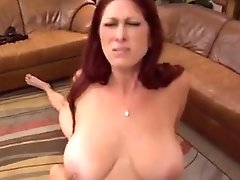 Horny Homemade Record With Big Tits, Face Sitting Scenes