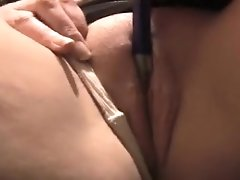 Exotic Homemade Clip With Toys, Stockings Scenes
