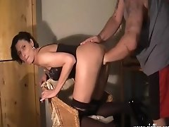 Fledgling Wifey Monster Coochie Going Knuckle Deep Penetrations
