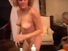 Super Sexy Mature Honey Is A Very Hot Fuck