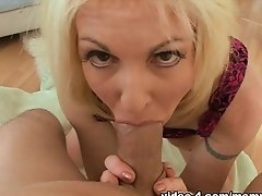 Best Pornstar Sindi Star In Hottest Blonde, Milf XXX Clip