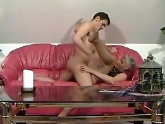 Crazy Homemade Video With Young/old, Mature Scenes