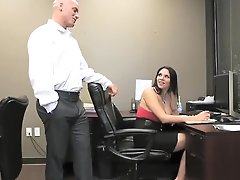 Missy Martinez Fucked At Work
