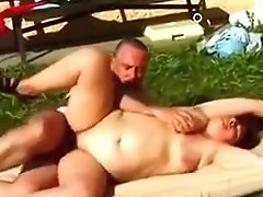 Lewd Matures Fucks Anywhere They Want