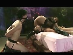 Mistress With Her Servants