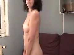 Fabulous Amateur Clip With Mature, Big Tits Scenes