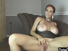 Charlee Chase Pleases Her Horny Poon