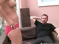 Hottest Pornstars David Perry, Simone Sonay In Best Mature, Cumshots Sex Video