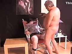 Incredible Amateur Movie With Grannies, Cunnilingus Scenes