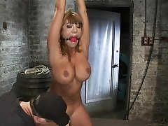 Ava Devine In Big Titted Milf Tip Toes And Made To Cum - Hogtied