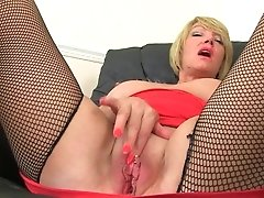 My Favourite Brit Mummies In Fishnet Pantyhose