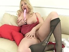 Brit Mums Love Playing Around In Pantyhose