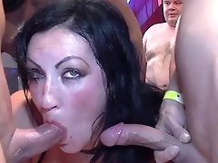 Elina Flowers: Give Me Your Cum!