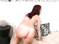 Tattooed Sexy Austin Cole With Juicy Booty And Clean Pussy Takes Dudes Erect Love Stick In Her Mouth  - Nude Video Pornalized.com