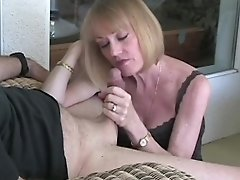 Inexperienced Gilf Has A Fresh Fake Penis