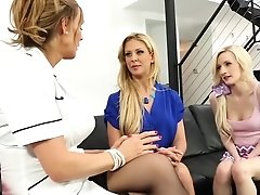 Crazy Pornstars Skylar Green And Cherie Deville In Hottest Big Tits, Small Tits Adult Scene