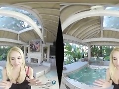 Milfvr - Double Tub Trouble - Sarah Vandella And Christie Stevens