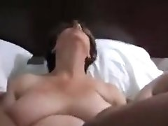 Incredible Amateur Movie With Interracial, Mature Scenes
