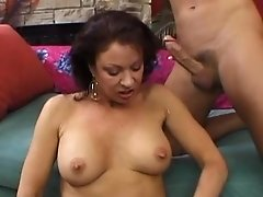 Mature Buxom Blonde Don't Care How Big It Is