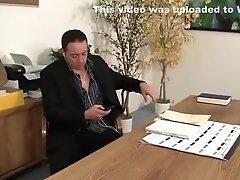 Milf Boss Alana Evans Bent Over The Desk For A Savage Fucking